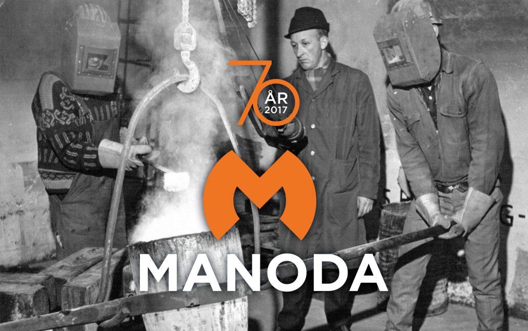 MANODA 70 år